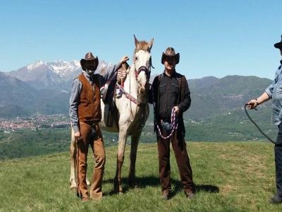 Giornata a cavallo + pranzo al sacco, Avigliana