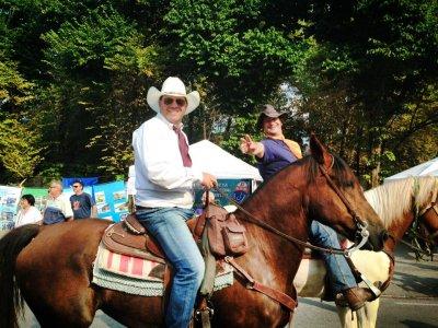 Passeggiata a cavallo Colli Berici di Alonte 2 ore