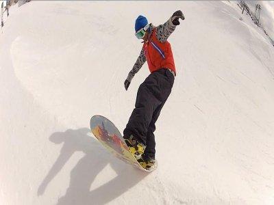 Scuola Sci Macugnaga Snowboard