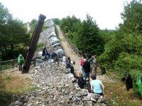 Monte Pallano Mura Megalitiche