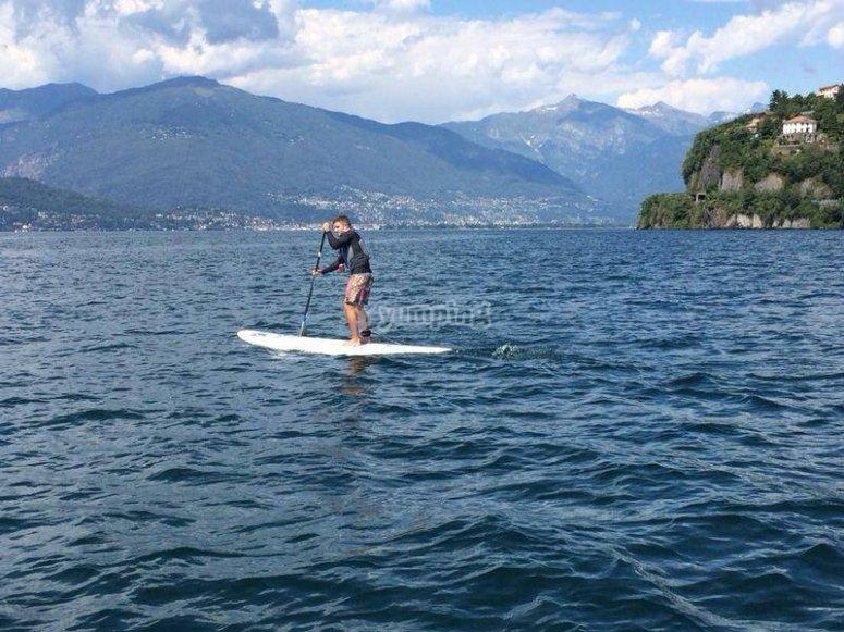 Noleggiate i nostri stand up paddle