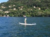 SUP sul Lago Maggiore