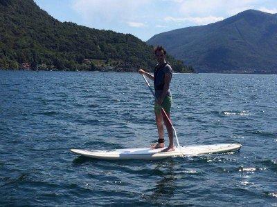 Noleggio stand up paddle sul Lago Maggiore di 2ore