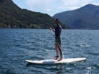 Noleggio stand up paddle (2h), Lago Maggiore