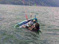Corso di due ore Kitesurf sul Lago Maggiore