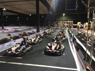 KZR Kartodromo Indoor