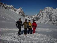 Il Gruppo in escursione