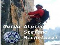 Guida Alpina Stefano Michelazzi Arrampicata