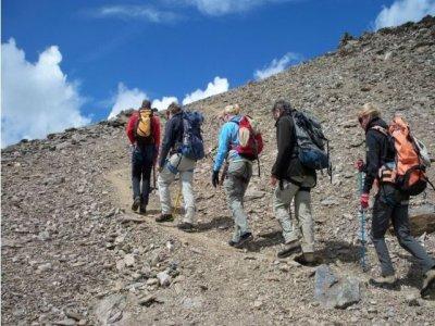 Guida Alpina Stefano Michelazzi Trekking