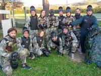 Team misto paintball