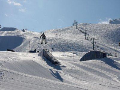 DeepIce Snowboard