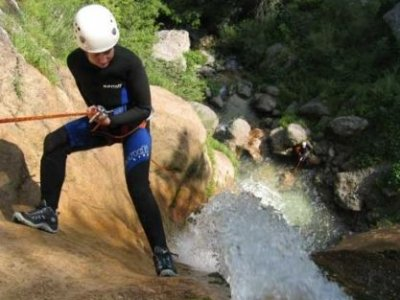 Rafting Liguria Canyoning