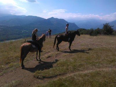 Trekking a Cavallo due giorni, Laghi di Avigliana