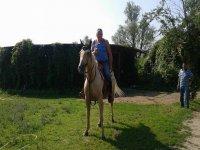 Un bel giro a cavallo