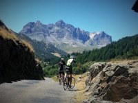 Cycle tourism for the mountains