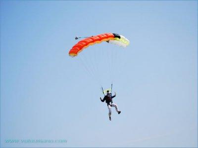 Lancio in paracadute (weekend), Casale Monferrato