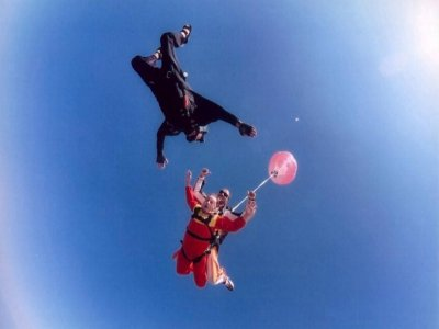 Lancio in Paracadute + foto (solo ven), Monferrato