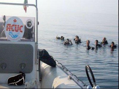 Mako Diver Center Escursione in Barca