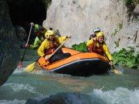 Discesa del fiume Lao