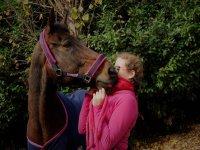 Un bacio da cavallo