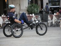 Tricycle rental hasebikes