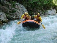 rafting weekend