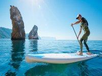 Paddle surf Isola delle Femmine