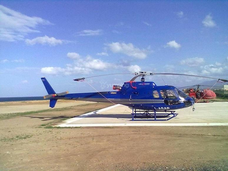 gli elicotteri più belli
