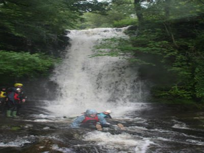 GET Vallo di Diano Canyoning