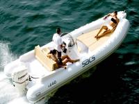 Noleggio barca senza patente in Sicilia, Siracusa
