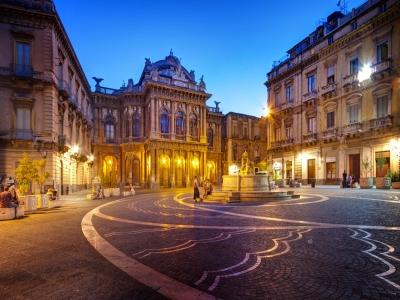 Visita guidata di Catania 5-7 ore