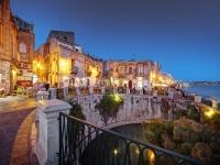 Visita guidata a Ortigia di notte