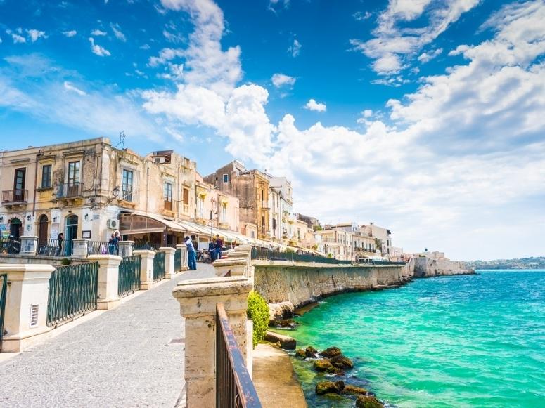 visitare Ortigia