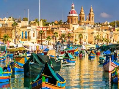 Gita giornaliera a Malta