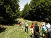 Trekking in Campania