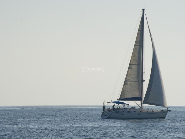 gita in barca a vela