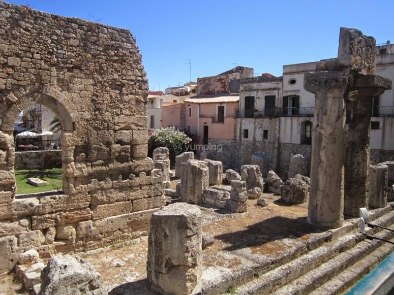 i resti di Siracusa