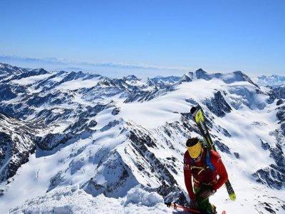 Scuola di Alpinismo e Sci Alpinismo Val di Sole Sci