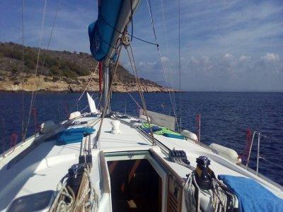 Nord Est Vela Escursione in Barca