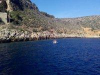 Dalla nostra barca
