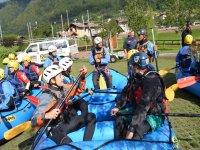 Rafting 13 km (2,30 h) , Val di Sole
