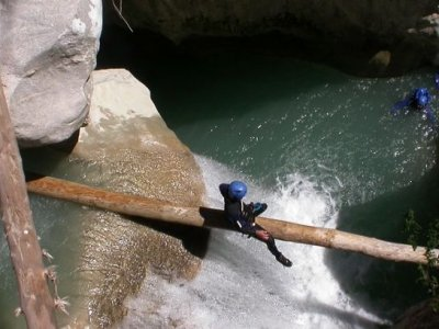 Blumountain Canyoning