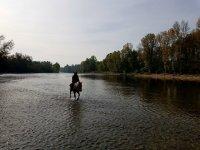 sul fiume