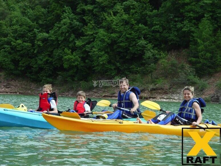 Kayak excursion for all