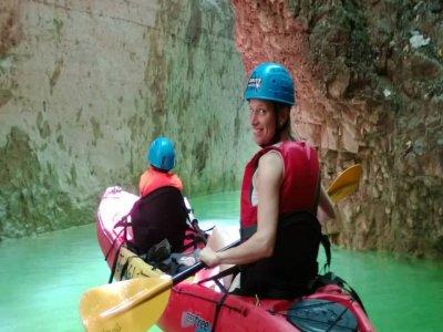 Kayak (1/2giornata) , Lago S. Giustina