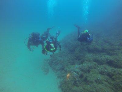 Underwater diving in full day formula, Bari