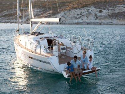 Skipper privato e barca a vela in Cilento