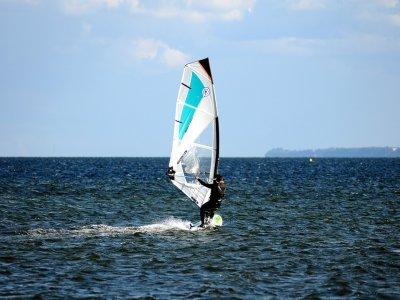 Windsurf rental in Gallipoli for 1 hour