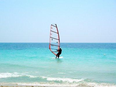 Windsurf rental Punta Suina 3 hours