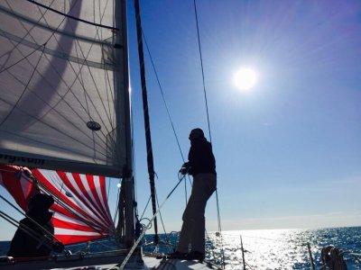 Corso per regata invernale 20 lezioni a Ostia